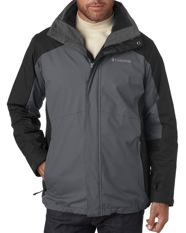 Columbia Men's Eager Air™ Interchange Jacket